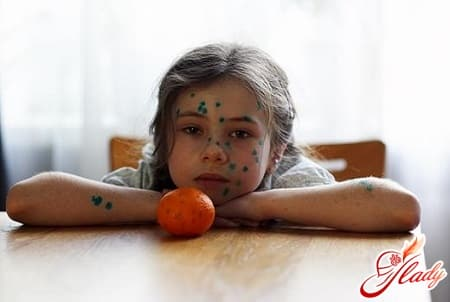 лечение сыпи у ребенка