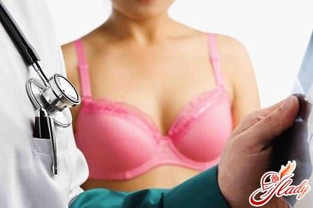 причины выделений из груди