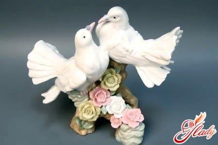 символические подарки на фарфоровую свадьбу