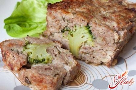 Рецепты блюд из цветной капусты с мясом