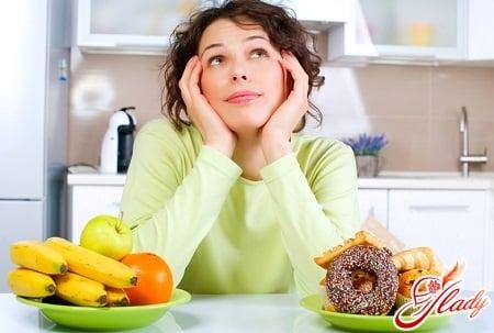 диета при цистите