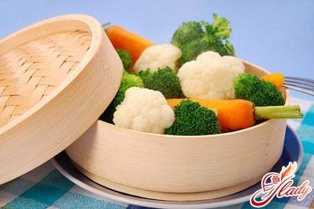 овощи полезны при цистите