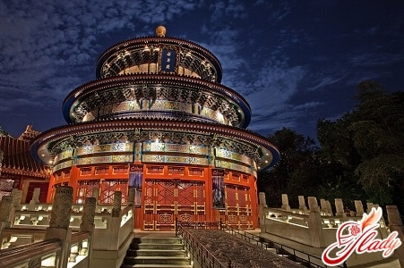 дворец небесный храм