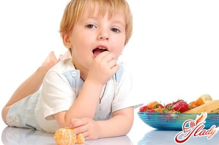 питание ребенка при аллергии