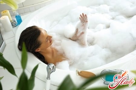 расслабляющая ванная во время беременности