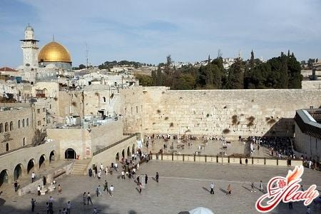 Величественная Стена Плача