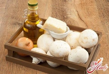 ингредиенты для крем-супа