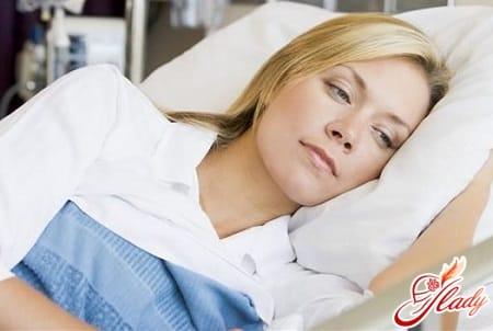 Последствия аборта для организма женщины