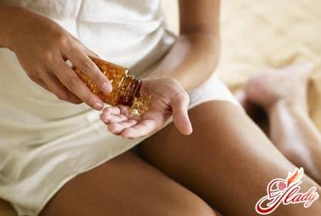 побочные действия противозачаточных таблеток