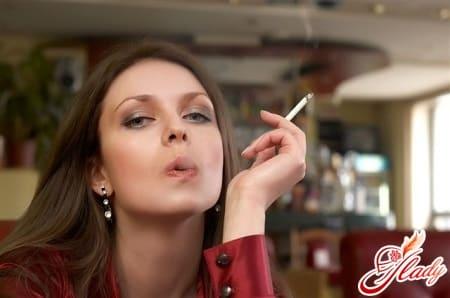 курение одна из причин нарушения менструации