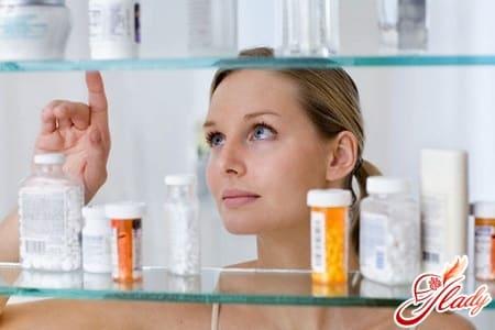 подбор лекарственных препаратов