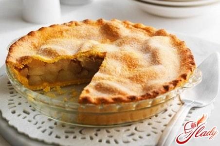 яблочный пирог  - перевертыш