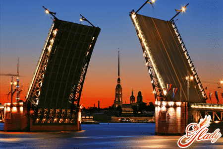 Долгожданная поездка в Петербург