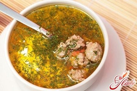 основные правила варки супа