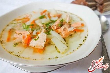 быстрые рецепты из красной рыбы