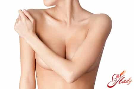 причины заболеваний молочной железы