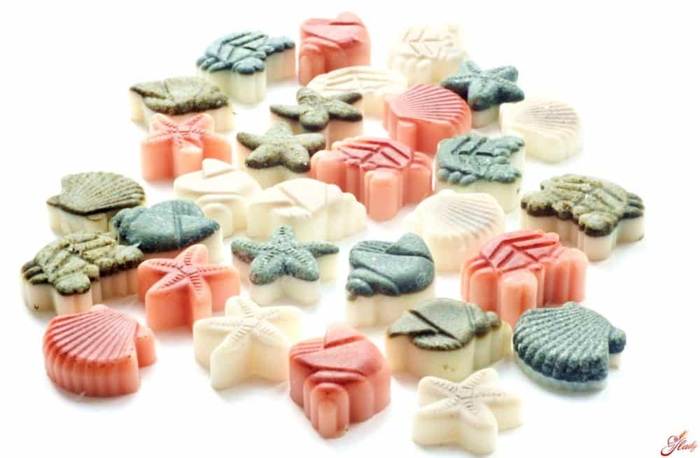 Гидрофильные плитки разных форм