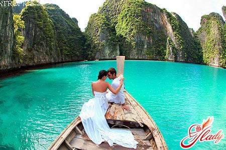 Топ – 5 стран, для свадьбы за границей