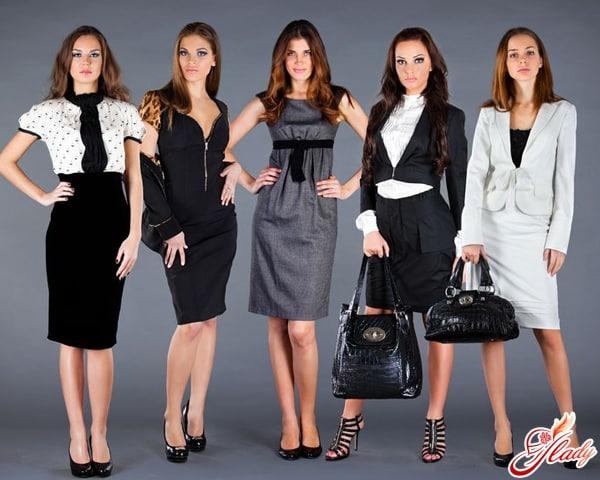 Женские костюмы. Деловой стиль от Mambo24.ru