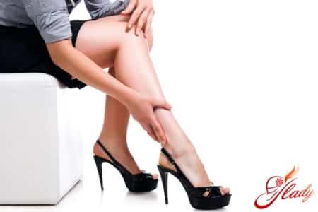 Мазь от расширения вен на ногах