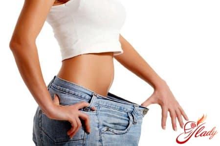 Потеря веса при несахарном диабете