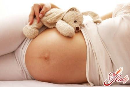 Беременность как причина андрогенной алопеции