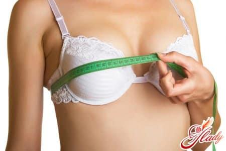 Увеличение груди на 6 размеров