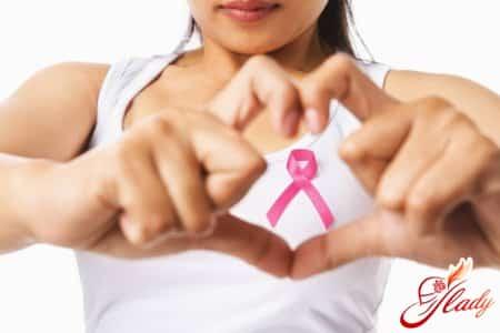 Мастэктомия при раке груди