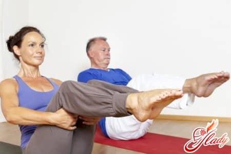 Варикозное расширение вен гимнастика