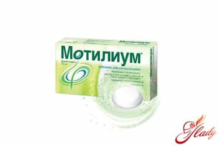 Помощник в работе желудка – Мотилиум®