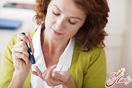 Проблема сахарного диабета у женщин