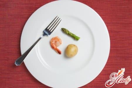 Снижение сахара в крови при неправильном питании