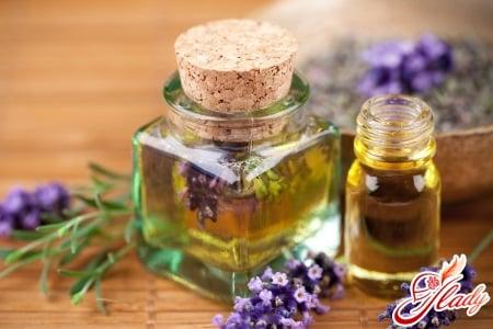 Польза растительных масел при жирных волосах