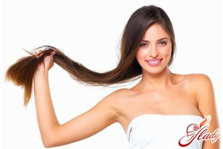 Крепкие и здоровые волосы