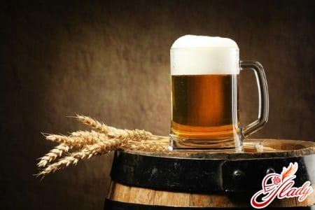 Польза осадка нефильтрованного пива для волос