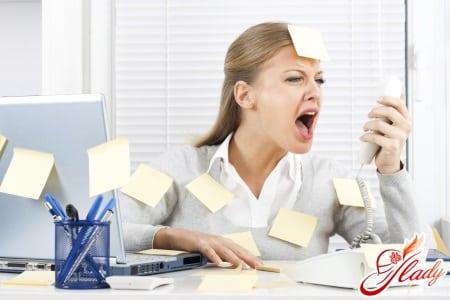 Стресс - причина увеличения сахара в крови