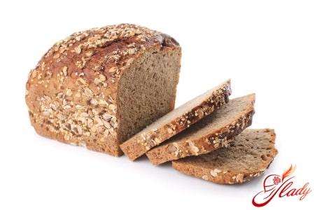 Польза цельнозернового хлеба при высоком сахаре