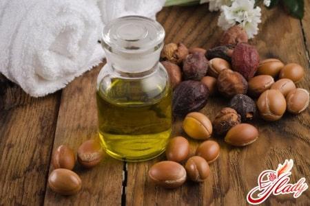 Польза арганового масла для волос