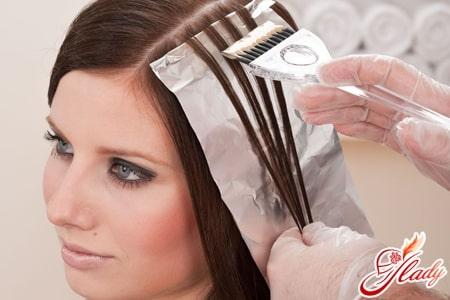 Окраска коротких волос в домашних условиях самостоятельно