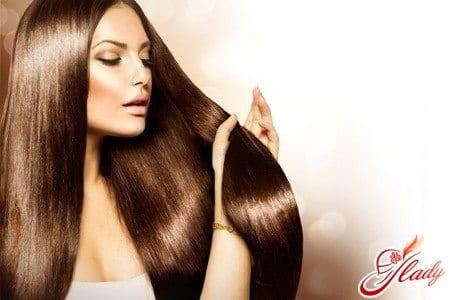 Фитоламинирование волос