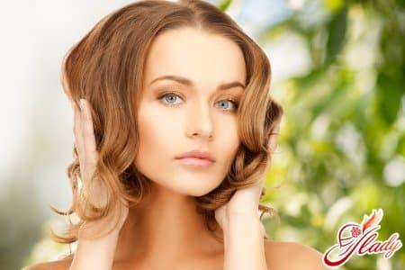 Придание визуального объема волосам при помощи окрашивания