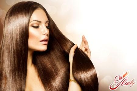 Шикарные волосы после арганового масла