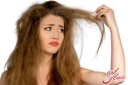 Польза бальзама для сухих волос