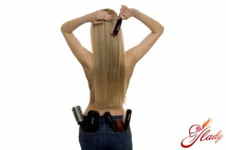Выбор расчески для длинных волос