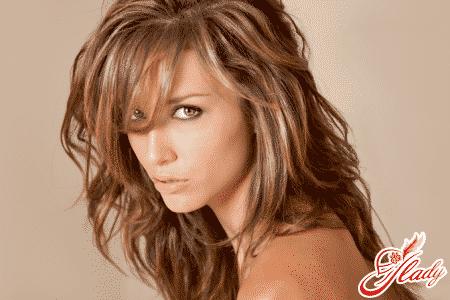 Красивое окрашивание с эффектом выгоревших волос