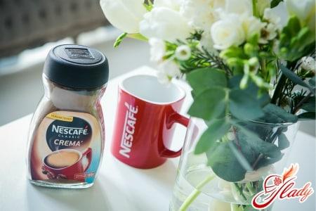 NESCAFÉ Classic Crema – дуэт насыщенного вкуса и нежной кофейной пенки- залог отличного настроения!