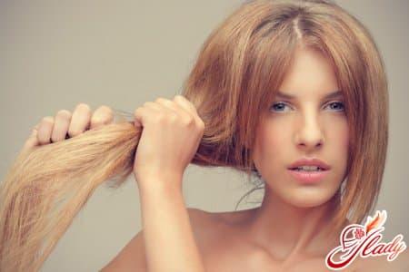 Чем полечить волосы в домашних условиях