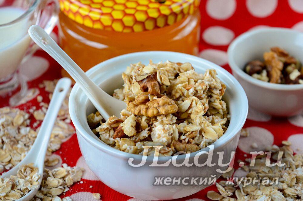 Завтрак-скраб очистит организм, уменьшит талию и ускорит обмен веществ