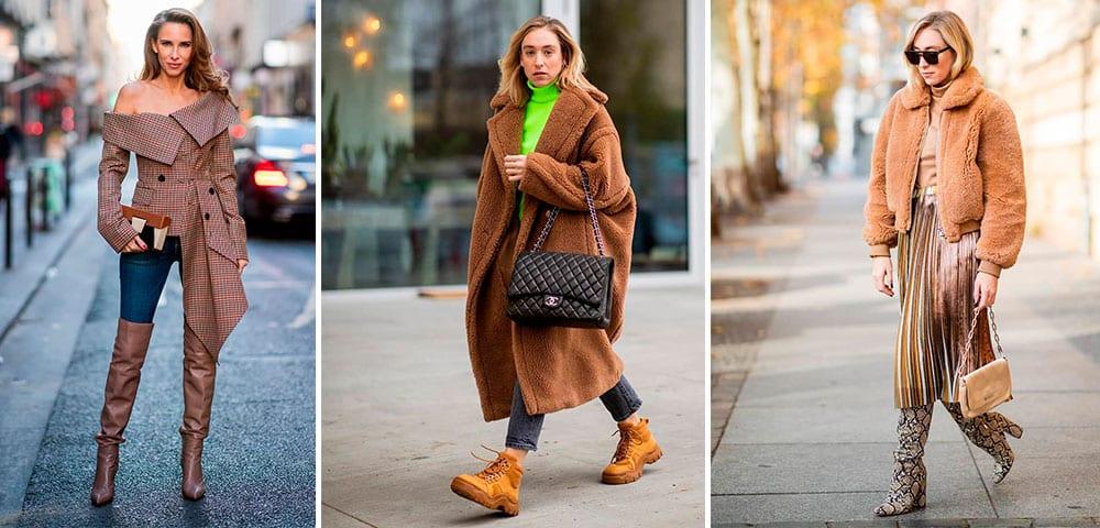 Модная зимняя обувь в 2019 году для женщин