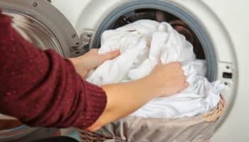 Как правильно стирать тюль в машине и руками